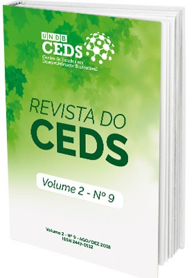 Revista do CEDS Nº 9