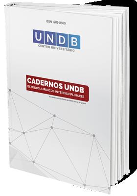 CADERNOS UNDB ESTUDOS JURÍDICOS INTERDISCIPLINARES 1