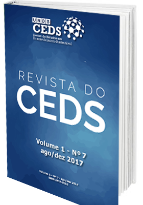 Revista do CEDS Nº 7